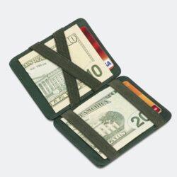 Προσφορά από το Cosmossport σε Hunterson  - Hunterson Magic Wallet RFID - Δερμάτινο Πορτοφόλι (9000063537_3565) - DealFinder.gr