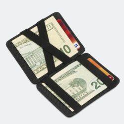 Προσφορά από το Cosmossport σε Hunterson  - Hunterson Magic Wallet RFID - Δερμάτινο Πορτοφόλι (9000063535_14625) - DealFinder.gr