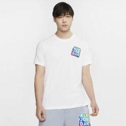 Προσφορά από το Cosmossport σε JORDAN  - Jordan Brand Sticker Men's T-Shirt (9000043877_1539) - DealFinder.gr