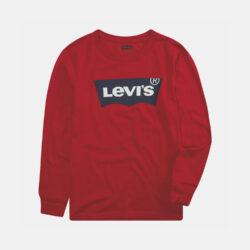 Προσφορά από το Cosmossport σε Levis  - Levis Batwing Παιδική Μακρυμάνικη Μπλούζα (9000063725_48847) - DealFinder.gr