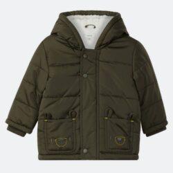 Προσφορά από το Cosmossport σε Name it  - Name it Baby Padded Winter Jacket (9000020110_4667) - DealFinder.gr