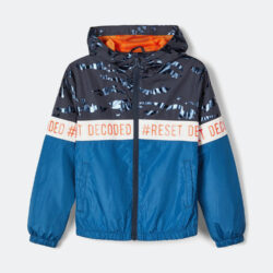 Προσφορά από το Cosmossport σε Name it  - Name it Colour Block Lightweight Kids' Jacket (9000048317_5123) - DealFinder.gr