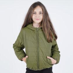 Προσφορά από το Cosmossport σε Name it  - Name it Reversible Lightweight Kids' Puffer Jacket (9000051993_4595) - DealFinder.gr