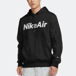 Προσφορά από το Cosmossport σε Nike  - Nike Air Logo Ανδρική Μπλούζα με Κουκούλα (9000067148_8596) - DealFinder.gr