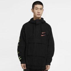 Προσφορά από το Cosmossport σε Nike  - Nike Sportswear Swoosh Ανδρικό Αντιανεμικό Μπουφάν (9000056388_46830) - DealFinder.gr