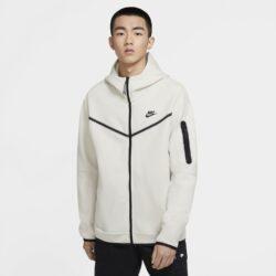 Προσφορά από το Cosmossport σε Nike  - Nike Sportswear Tech Fleece Ανδρική Ζακέτα (9000067527_31692) - DealFinder.gr