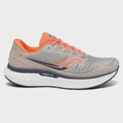 Προσφορά από το Cosmossport σε Saucony  - Saucony Triumph 18 Γυναικεία Παπούτσια για Τρέξιμο (9000067086_610) - DealFinder.gr