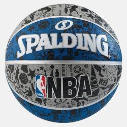 Προσφορά από το Cosmossport σε Spalding  - Spalding Nba Graffiti Ball Rubber Νο. 7 (9000042647_42557) - DealFinder.gr