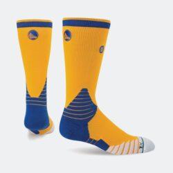 Προσφορά από το Cosmossport σε Stance  - Stance Logo Crew Warriors Nba On Court Collection | Ανδρικές Κάλτσες (3023810073_2005) - DealFinder.gr
