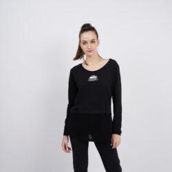 """Προσφορά από το Cosmossport σε Target  - Target """"Unstopable"""" Mesh Γυναικεία Μακρυμάνικη Μπλούζα (9000064987_001) - DealFinder.gr"""