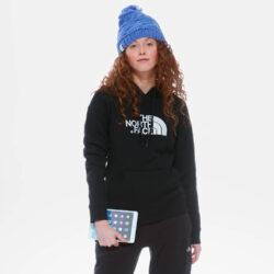 Προσφορά από το Cosmossport σε the north face  - THE NORTH FACE Drew Peak Γυναικεία Μπλούζα Με Κουκούλα (9000036504_23287) - DealFinder.gr