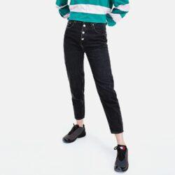Προσφορά από το Cosmossport σε Tommy Jeans  - Tommy Jeans Γυναικείο Mom Jeans (9000065172_49151) - DealFinder.gr