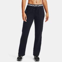 Προσφορά από το Cosmossport σε Under Armour  - Under Armour Fleece Branded Pants Γυναικείο Παντελόνι Φόρμας (9000057546_37370) - DealFinder.gr