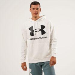 Προσφορά από το Cosmossport σε Under Armour  - Under Armour Rival Fleece Big Logo Ανδρική Μπλούζα με Κουκούλα (9000057422_47094) - DealFinder.gr