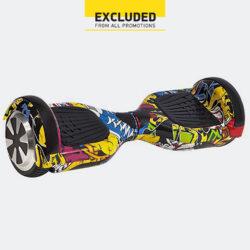 Προσφορά από το Cosmossport σε Urban Glide  - Urban Glide 65Lite Multicolor 4.000mAh (9000060998_2074) - DealFinder.gr