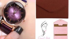 Προσφορά Deal από το Dealtown - Από 22€ για ένα γυναικείο SET που περιλαμβάνει γυναικείο ρολόι Magnet Purple & πορτοφόλι TEMPER. Aπό το Time4Style στην Αθήνα. Δυνατότητα παραλαβής από το κατάστημα ή και με πανελλαδική αποστολής στον χώρο σας!! - DealFinder.gr