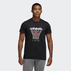 Προσφορά από το Cosmossport σε adidas Performance  - adidas Performance Dame Logo Men's Tee (9000045587_1469) - DealFinder.gr