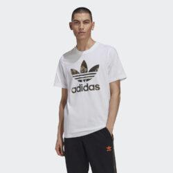 Προσφορά από το Cosmossport σε adidas Originals  - adidas Originals Camo Trefoil Ανδρική Μπλούζα (9000060317_1539) - DealFinder.gr