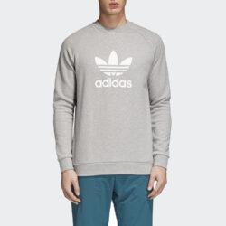 Προσφορά από το Cosmossport σε adidas Originals  - adidas Originals Trefoil Ανδρική Μπλούζα με Μακρύ Μανίκι (9000001795_7747) - DealFinder.gr