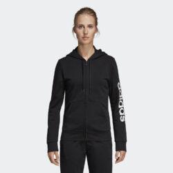 Προσφορά από το Cosmossport σε adidas Performance  - adidas Performance Essentials Linear Γυναικεία Ζακέτα (9000032226_1480) - DealFinder.gr