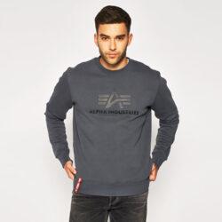 Προσφορά από το Cosmossport σε Alpha Industries  - Alpha Industries Basic Men's Sweater (9000064842_30817) - DealFinder.gr