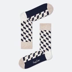 Προσφορά από το Cosmossport σε Happy Socks  - Happy Socks Filled Optic Unisex Κάλτσες (9000065904_2074) - DealFinder.gr