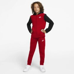 Προσφορά από το Cosmossport σε Nike  - Nike Sportswear Kids Tracksuit Παιδικό Σετ (9000055910_19998) - DealFinder.gr