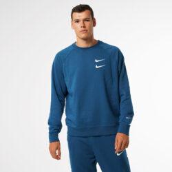 Προσφορά από το Cosmossport σε Nike  - Nike Sportswear Swoosh Ανδρικό French Terry Φούτερ (9000061405_45439) - DealFinder.gr
