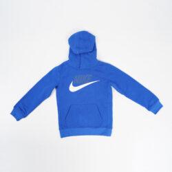 Προσφορά από το Cosmossport σε Nike  - Nike Club Fleece Pullover Παιδικό Φούτερ με Κουκούλα (9000063653_8724) - DealFinder.gr