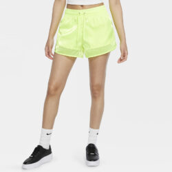 Προσφορά από το Cosmossport σε Nike  - Nike Sportswear Air Short Sheen Γυναικείο Σορτς (9000056437_5158) - DealFinder.gr