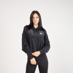 Προσφορά από το Cosmossport σε Nike  - Nike Sportswear Heritage Βελουτέ Γυναικείο Φούτερ (9000056675_1480) - DealFinder.gr