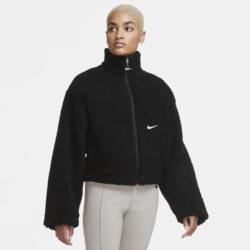 Προσφορά από το Cosmossport σε Nike  - Nike Sportswear Swoosh Γυναικείο Μπουφάν (9000056487_1480) - DealFinder.gr