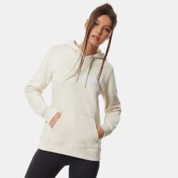 Προσφορά από το Cosmossport σε the north face  - THE NORTH FACE Drew Peak Pull Γυναικεία Μπλούζα με Κουκούλα (9000063275_48737) - DealFinder.gr