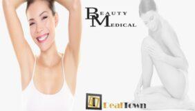 """Προσφορά Deal από το Dealtown - Από 50€ συνεδρία με laser τελευταίας τεχνολογίας για οριστική απαλλαγή από την ανεπιθύμητη τριχοφυία, κατάλληλο για όλους τους τύπους δέρματος, στο υπερσύγχρονο """"BM Medical Beauty"""" στον Πειραιά!! Δείτε θεαματικά και απόλυτα ανώδυνα τα αποτελέσματα της οριστικής αποτρίχωσης με laser το οποίο θα προσαρμοστεί ανάλογα με τον φωτότυπο του δέρματός, το μέγεθος και το χρώμα των τριχών! - DealFinder.gr"""