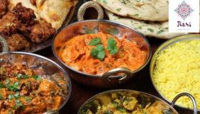 Προσφορά Deal από το Dealsafari - Rani Indian Cuisine | Χαλάνδρι - DealFinder.gr